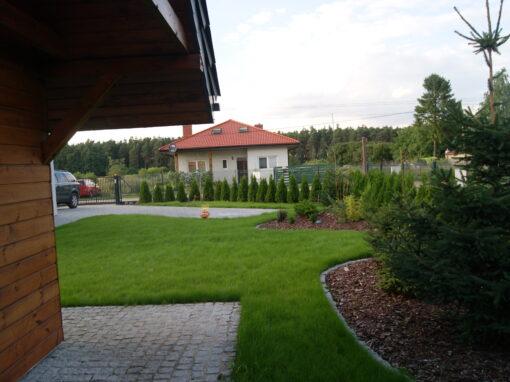 Ogród – Przyłęki
