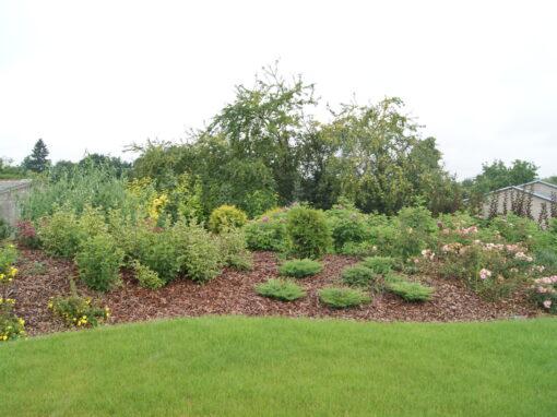 Ogród przydomowy – Wtelno